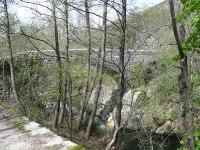 Départ (pont du Chambon)
